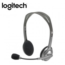 Logitech Stereo Headset With Mic - H110 -AP