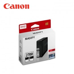 Canon Ink Tank Cartridge PGI-2700XL (Black)
