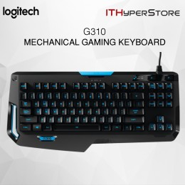 Logitech G310 Atlas Dawn Compact Mechanical Gaming Keyboard