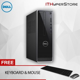 Dell Inspiron 3268-10412G-W10 Small Desktop PC