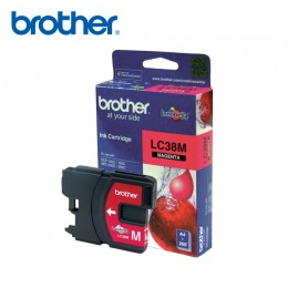 Brother LC38M Magenta Cartridge