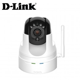 D-Link HD Wireless N Pan/Tilt Network Cloud Camera (DCS-5222L)