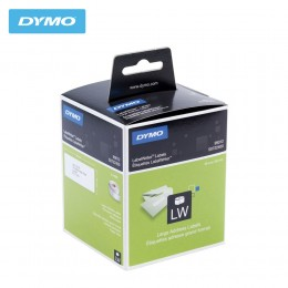 DYMO Label Writer Large Address Label Clear Plastic 89x36mm