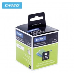 DYMO Label Writer Suspension File Labels 50x12mm
