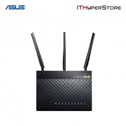 Asus Dual-Band Wireless AC1900 Gigabit Router - RT-AC68U (Support Unifi & Maxis Fiber)