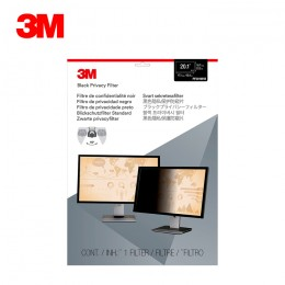 3M Privacy Filter & UV Protection for Desktop LCD Monitor 20.1 Widescreen