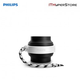 Philips FL3X Bluetooth Wireless Portable Speaker - Black/White - BT2000B/00