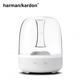 Harman Kardon Aura AirPlay Wireless Home Speaker System (White)