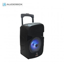 Audiobox Portable Trolley Bluetooth Speaker with Mic BBX800