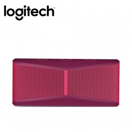 LOGITECH Bluetooth Mobile Wireless Stereo Speaker X300 - Red