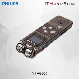 PHILIPS 8GB Voice Tracer Digital Recorder - VTR6900