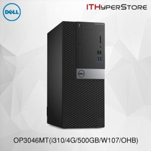 Dell Optiplex OPT3046 MT-i310/4G/500G-W107-OHB Micro Desktop
