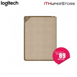 Logitech Hinge for iPad Mini - Light Brown