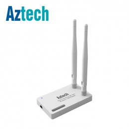 Aztech 300Mbps Dual Band Wireless N USB 2.0 Adapter with Antenna WL583USB