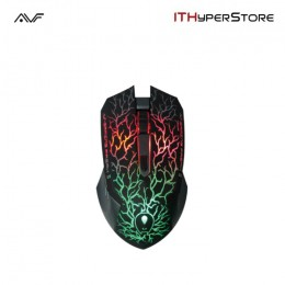 AVF X5 GAMING FREAK II 6D LASER MOUSE (3000DPI) USB