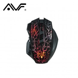 AVF X6 GAMING FREAK II 6D LASER MOUSE  (3000DPI) USB