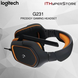 Logitech Prodigy Analog Gaming Headset - G231