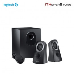 Logitech 2.1 System Speaker With Subwoofer - Z313