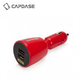 Capdase Dual USB Car Charger REVO T2 -RED