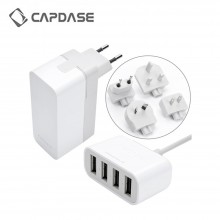 Capdase Universal Quartet Usb Power Adapter Porto V4