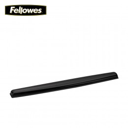 Fellowes Gel Crystals Wrist Rest Black (CRC91122)