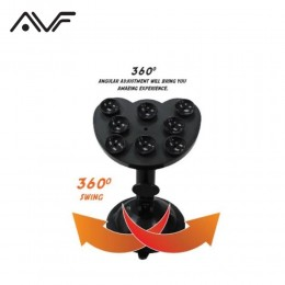 AVF Stuckie Universal Windshield Mount Holder (AWMH-18)