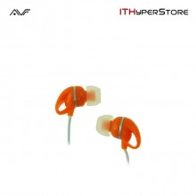 AVF EPS5 Stereo Earphone with hands-free function - Blue / Orange