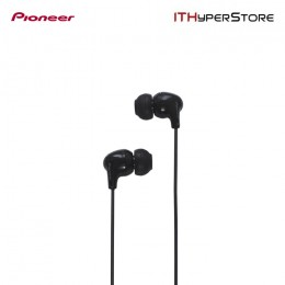 Pioneer SE-CL501-K Fully Enclosed Dynamic In Ear Headphones - Black