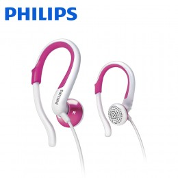 Philips SHS4848 Sports Earphones Pink