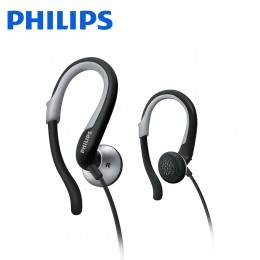 Philips SHS4840 Sports Earphones Black