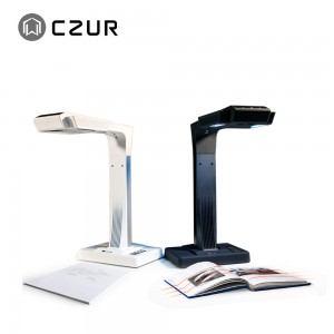 CZUR Book & Document Scanner with Smart OCR for Mac and Windows - ET16
