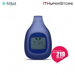 Fitbit Zip Wireless Activity Tracker (FB301B) - Blue