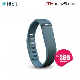 Fitbit Flex™ Wireless Activity + Sleep Wristband Slate (FB401SL)