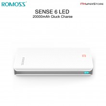 ROMOSS 20000mAh Sense 6 LED Power Bank