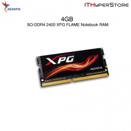 ADATA XPG Flame SO-DDR4 2400 4GB RAM (ADT-AX4S240034G16SBF)