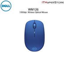 Dell Optical Wireless Mouse 1000dpi - WM126