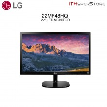 "LG 21.5"" Full HD IPS LED Monitor (22MP48HQ)"