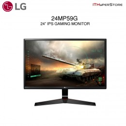 "LG 24"" IPS Dislpay With Full HD Gaming Monitor (24MP59G)"