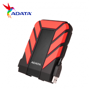 ADATA EXT HDD HD710PRO RED 1TB (DURABLE)