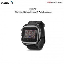 GARMIN WRISTBAND SPORT WATCH EPIX