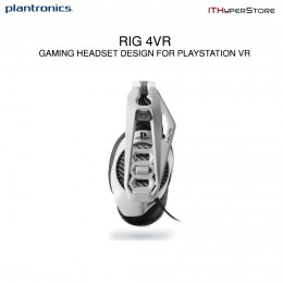 Plantronics RIG 4VR Gaming HEadset Design For Playstation VR