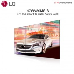LG LFD WV (47WV50MS-B) Video Wall Display - (CALL FOR INQUIRY)