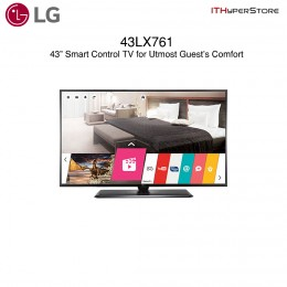 LG 43LX761 (43 inch) Pro:Centric Smart Full HD Commercial TV (CALL FOR INQUIRY)