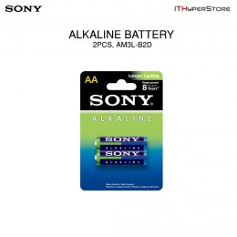 SONY AA Alkaline Battery 2pcs - AM3L-B2D *