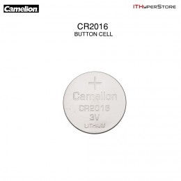Camelion CR2016 Button Cell Battery