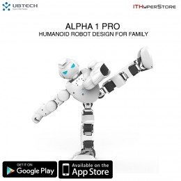 UBTECH Alpha 1 PRO Intelligent Humanoid Robot Design For Family Robotic
