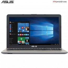 "Asus Vivobook Max X541N-AGO280T 15.6"" Laptop Black (N3350, 4GB, 500GB, Intel, W10)"