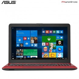 "Asus Vivobook Max X541N-AGO282T 15.6"" Laptop Red (N3350, 4GB, 500GB, Intel, W10)"