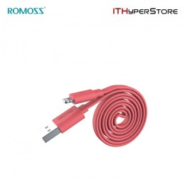 ROMOSS CABLE - LIGHTNING CB12F WATERMELON RED (CB12f-163-03)