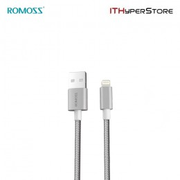 ROMOSS CABLE - MFI LIGHTNING SILVER (CB13n-560-03)